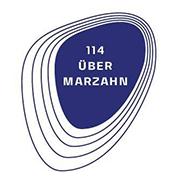 Logo 114 ÜBER MARZAHN